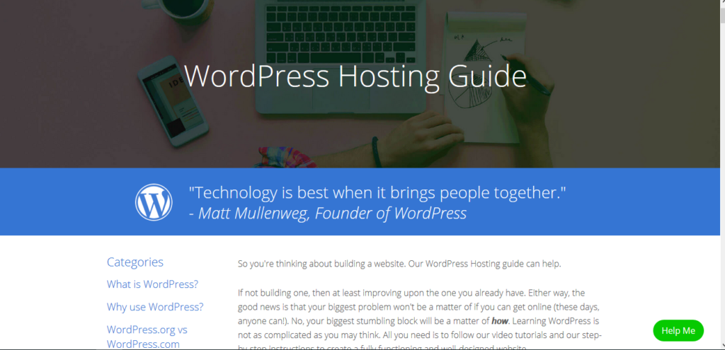 BH WordPress Guide